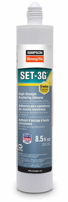 SET-3G™ High-Strength Epoxy Adhesive