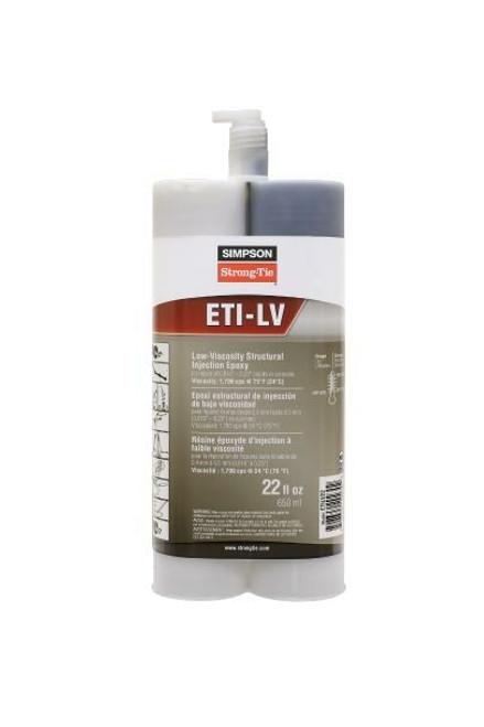 ETI-LV Injection Epoxy (ETILV22)