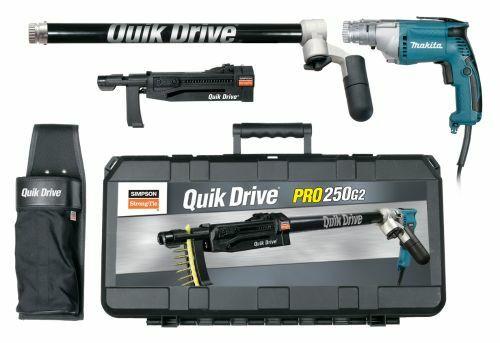 Quik Drive® PRO250 Subfloor System