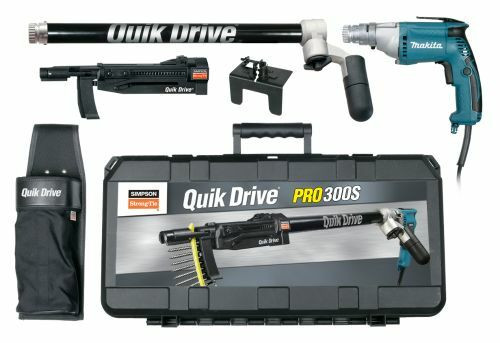 Quik Drive® PRO300S Subfloor System