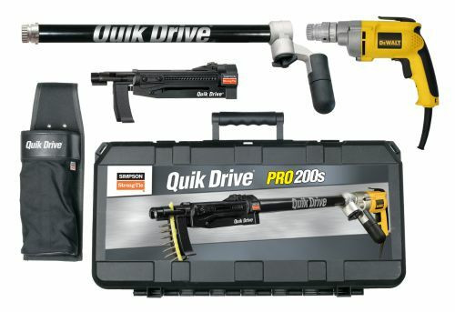 Quik Drive® PRO200S Multi-Purpose System