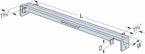 TSBR Truss Spacer-Restraint