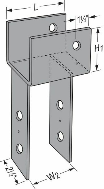 ECC/ECCU Column Caps