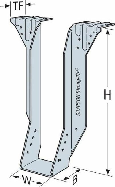BA Top-Flange Hangers