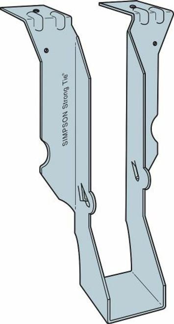 JB/JBA/LB/LBAZ Joist, Beam and Purlin Top-Flange Hangers