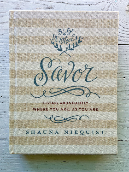 Savor - 365 Devotions