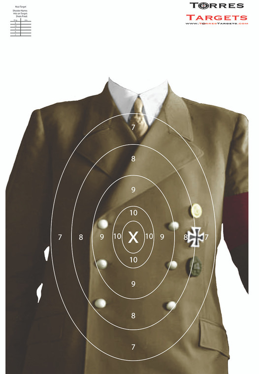 Add a face to a Shooting Target