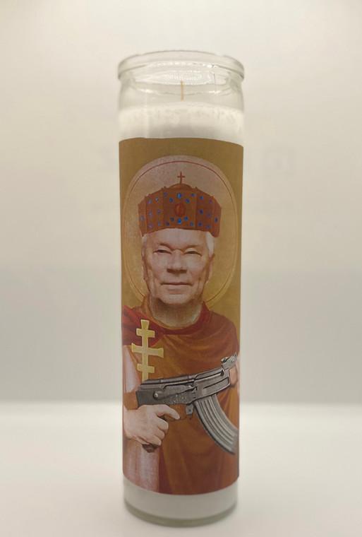 Mikhail Kalashnikov Candle