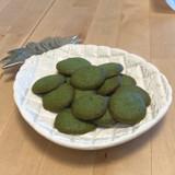 Recipe: Matcha Langues de Chat (Thin Matcha Biscuit Cookies)