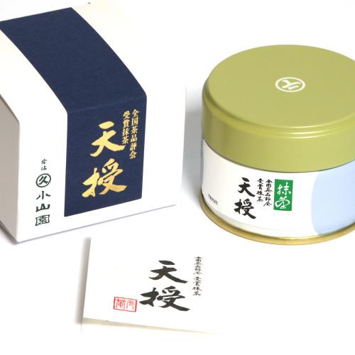 Tenjyu (Award Winning Matcha) 20g by Marukyu Koyamaen product