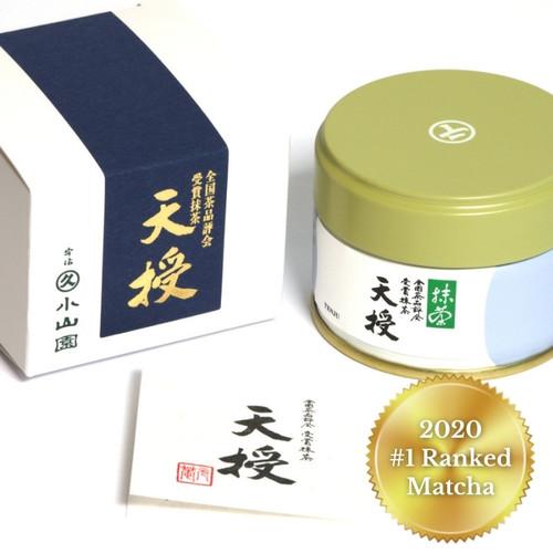 Tenjyu (Award Winning Matcha) 20g by Marukyu Koyamaen thumbnail