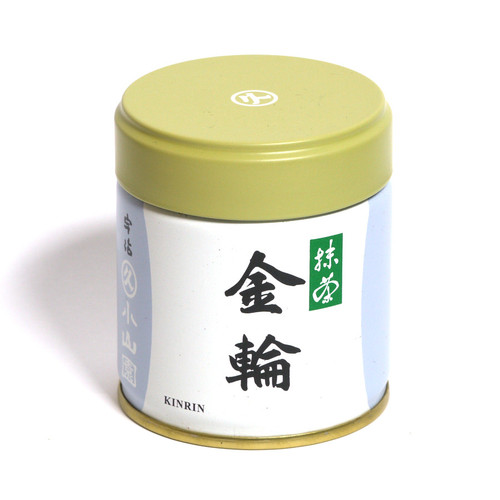 Kinrin Matcha 40g can by Marukyu Koyamaen