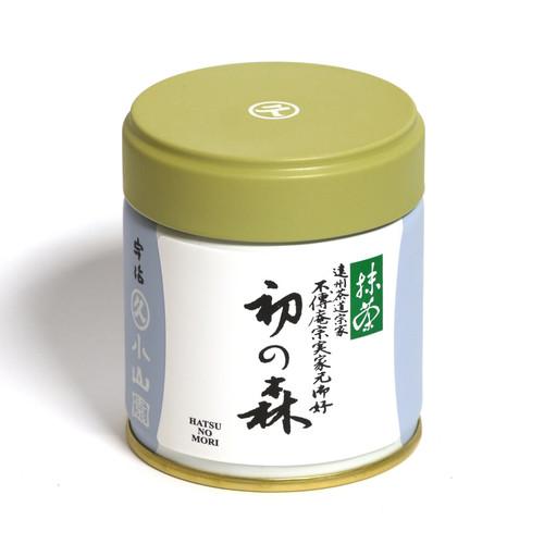 Hatsu No Mori (Matcha) 40g by Marukyu Koyamaen package