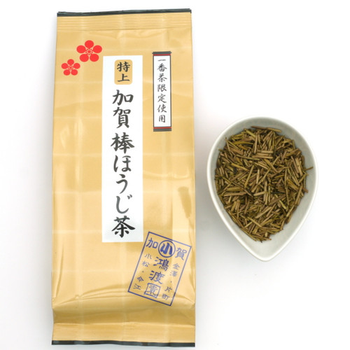Premium Kaga-Bou Houjicha by Koudoen main