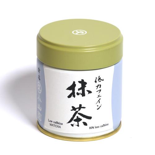 Low caffeine Matcha 40g can by Marukyu Koyamaen