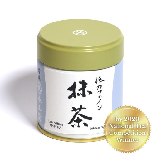 Low caffeine Matcha 40g by Marukyu Koyamaen