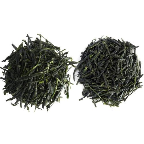 Ume-bundle of 2 (Sencha and Gyokuro)