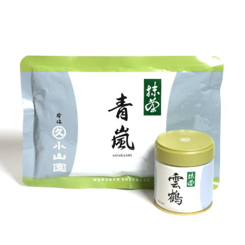 Aoarashi 100g and Unkaku 40g Bundle Products
