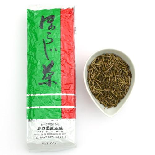 Premium Grade Houjicha 100g by Taniguchien main picture