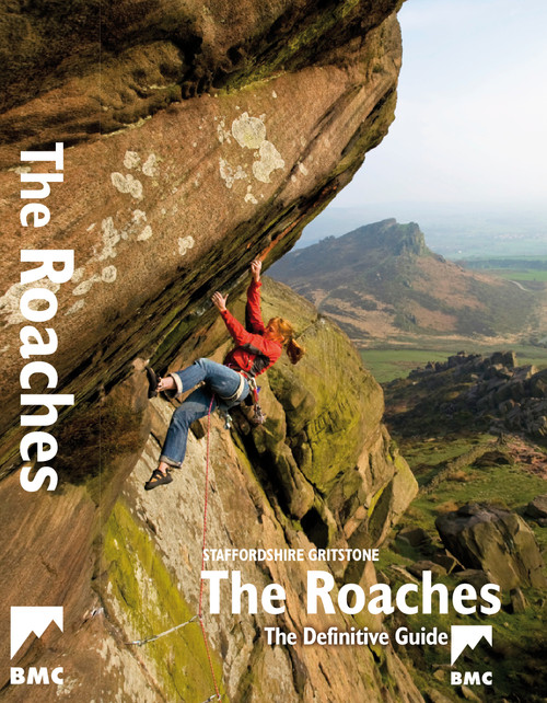 BMC Guidebook - Staffordshire Gritstone: The Roaches