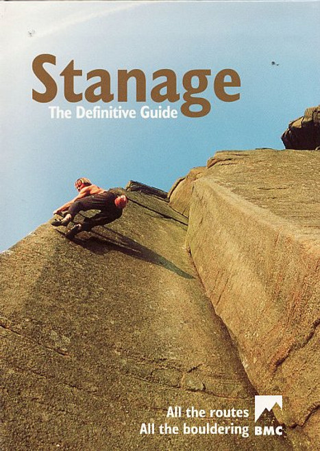 BMC Guidebook - Stanage