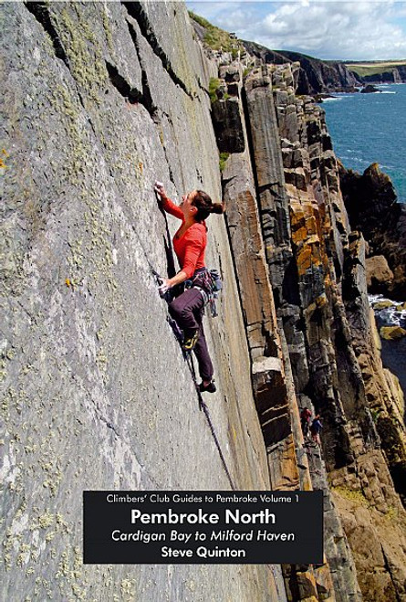 Pembroke North. Climbers' Club Guides to Pembroke Volume 1 (Climbers' Club)