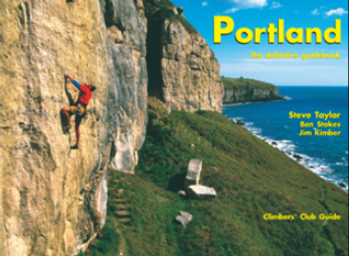 Portland The Definitive Guidebook (Climbers' Club)
