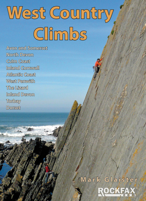 West Country Climbs (Rockfax)