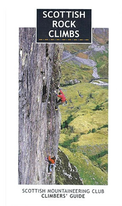 SMC - Scottish Rock Climbs