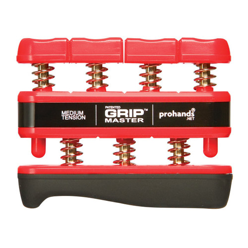 Gripmaster - Medium (Red)