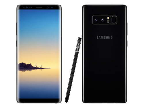 Samsung Galaxy Note 8 64gb Midnight Black Factory Selaed