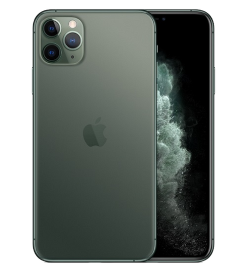 iPhone 11 Pro Max, Midnight Green