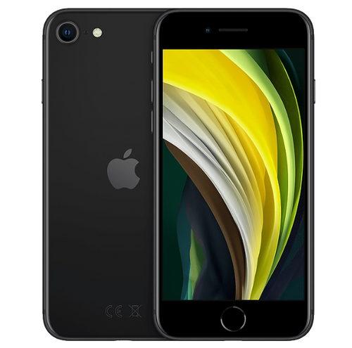 iPhone SE 2020 64gb, Black Carrier Unlocked