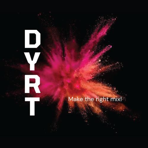DYRT - Raw Umber - 2.5 KGS