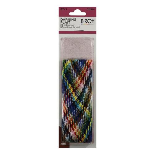 Rainbow Thread Braid