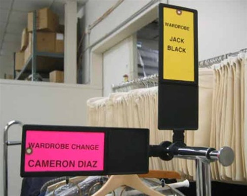 Rack Divider Long - Collapsible Rack Clip