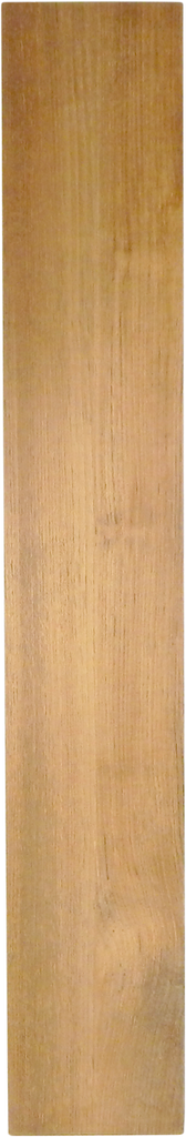 "Solid Teak Lumber Plank-3/8 x 5-3/4 x 36"" (3 feet) Part #60809"