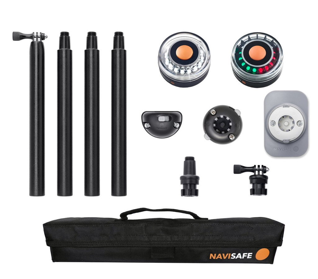 Navisafe-769 Navilight Inflatable Dinghy Complete Kit