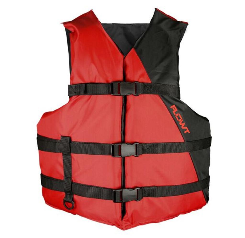 Flowt Multi Purpose Life Vest - Type II/III USGG Approved