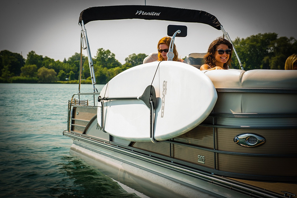 SUPRAX Single Board Storage System w/Pontoon Mount