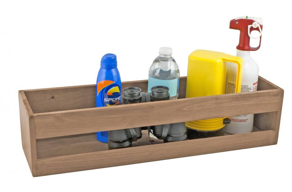 Teak Utility Shelf