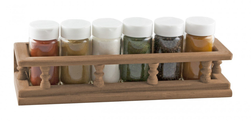 Seateak Small Spice Rack