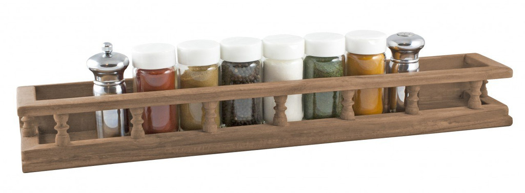 Seateak Large Spice Rack
