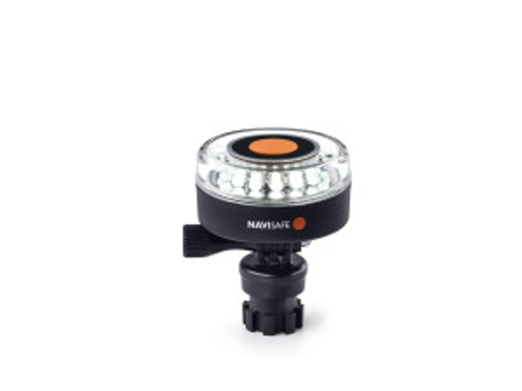 Navilight White 360° 2NM w/Navimount base