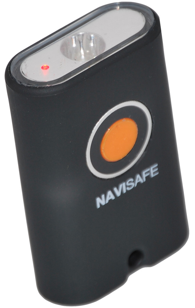 NAVISAFE Black Navilight Mini Torch