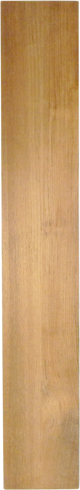 "Solid Teak Lumber Plank-3/8 x 5-3/4 x 36"" (3 feet) Part #60809"