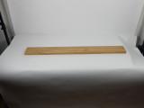 "Solid Teak Lumber Plank-7/8 x 4 x 36"" (3 feet) - Part #60818"
