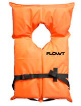 Flowt AK1 Life Vest - Type II USCG Approved