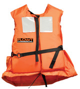Flowt Commercial Off-Shore Performance Life Jacket - Type I, USCG Approved