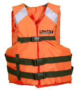 Flowt Commercial General Purpose Life Vest - Type III, USCG Approved